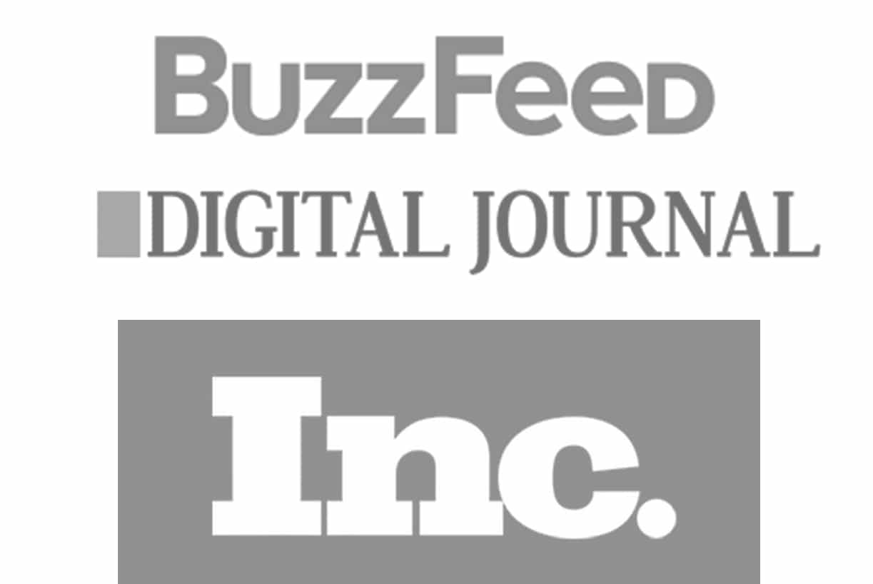 appear in Buzzfeed, Digital Journal, Inc